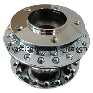 CNC Machining Auto Parts, Lathe Machining 4axis Milling Machine Processing pictures & photos