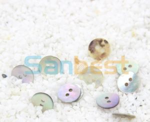 High Quality Fashion Shell Button for Bags pictures & photos
