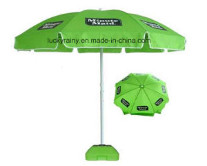 Beach Gardon Patio Outdoor Sun Umbrella Without Tilt