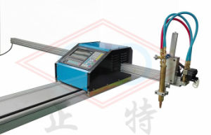 Mini CNC Plasma Metal Cutting Machine with Znc-1500c pictures & photos