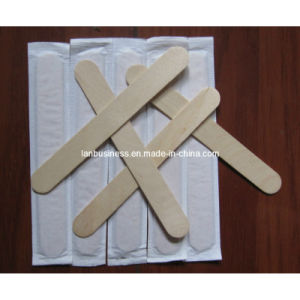 Disposable Birch Wooden Tongue Depressors pictures & photos