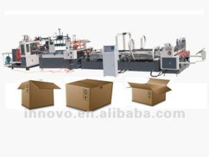 Automatic Carton Box Folder Gluer pictures & photos