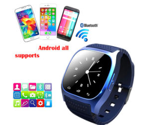 Hot Bluetooth Smartwatch Smart Watch for Android, Ios pictures & photos