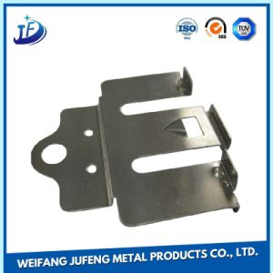 OEM and Customized Steel Sheet Metal Stamping Parts with Coating Service pictures & photos