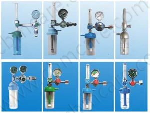 Medical Oxygen Pressure Regulators pictures & photos