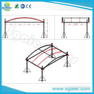 Aluminum Dome Truss Arch Roof Truss for Wedding and Concerts pictures & photos
