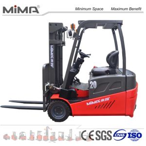 Mima Counterbalance Electric Forklift Truck for Sale pictures & photos