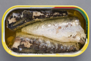 Good Quality Canned Mackerel in Oil pictures & photos