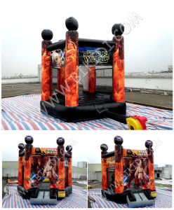 Star Wars Inflatable Bouncer, Inflatable Water Games, Inflatable Moonwalks pictures & photos