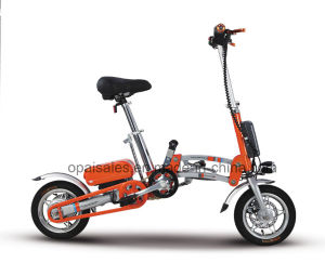 Folding Electric Bicycle Adult City Electric Push Bike pictures & photos