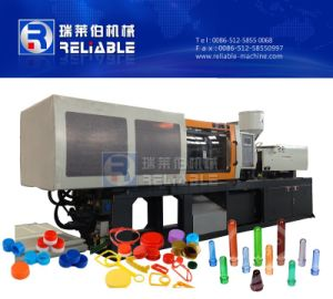 Rst-1650 (165T) Drink Bottle Preform Cap Injection Molding Machine pictures & photos