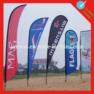 Outdoor Advertising Blade Flags on Sale pictures & photos