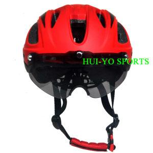 Aero Helmet, MTB Helmet, Inmold MTB Helmet, Time Trial Aero Helmets pictures & photos
