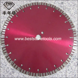 Diamond Saw Blade for Concrete 300-600mm Cutting Saw Blade pictures & photos