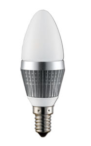 3W Dimmable LED Candle Light LED Bulb LED Light pictures & photos