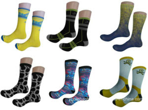 New Design Wholesale High Quality Custom Basketball Socks pictures & photos