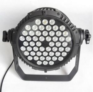IP65 LED Stage Lighting 54*3W Waterproof LED PAR Can pictures & photos