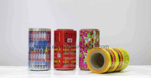 PVC Printed Label for Beverage/Water Bottle (0.03~0.05mm thickness) pictures & photos