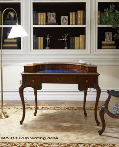 High Quality Classical Wooden Furniture Writing Desk