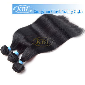 Brazilian Jet Black Hair Pieces pictures & photos