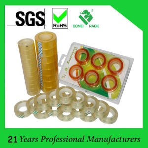 BOPP Stationery Office Packing Tape (KD-0623) pictures & photos