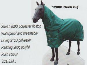 Horse Gear 1200d Turnout Rug & 1200d Neck Rug pictures & photos
