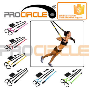 Crossfit Functional Total Resistance Exercise Suspension Gravity Trainer (PC-ST2001) pictures & photos