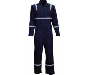 Durable and Washable Fr Cotton Fire Retardant Coverall pictures & photos