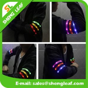 Sports LED Armbands Reflective Lighted Armband Flashing LED Arm Belt pictures & photos