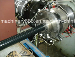 PVC Coated Liquid Tight Flexible Metal Hose Machine