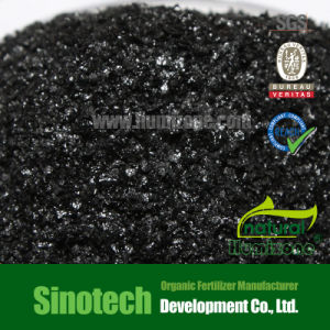 Humizone Organic Fertilizer From Leonardite: Sodium Humate Flake pictures & photos