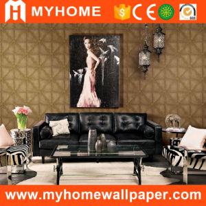 2016 New Design Background 3D Vinyl Wallpaper (YS-160202) pictures & photos