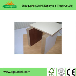 Melamine MDF with Low Price pictures & photos