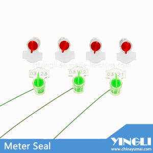 Plastic Wire Meter Seal with Serial Number (YL-M01) pictures & photos