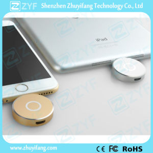 Metal Solid Round Lightning USB for iPhone (ZYF1622) pictures & photos
