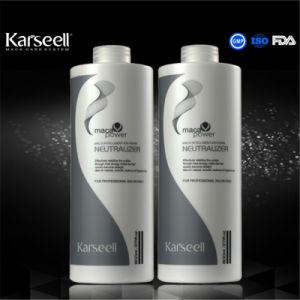 Karseell Hot Sale Smooth Hair Treatment Permanent Straight Hair Rebonding Cream pictures & photos