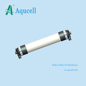 Aqu-D0858---Aqucell Air & Water Mixed UF Membrane (PATENT) Apply to High Turbidity Water pictures & photos