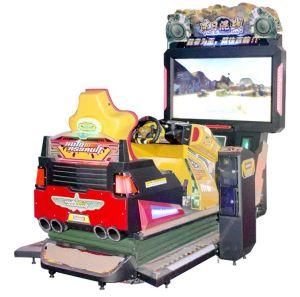 Hot 3D Motion Street Racing Car Arcade Game Machine Motion Racing Car pictures & photos