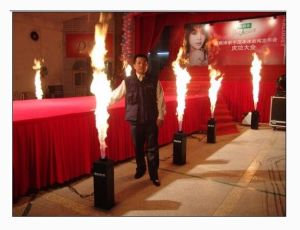 120W Color Flame Machine Stage Effect pictures & photos