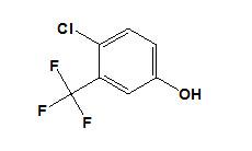 4-Chloro-3- (trifluoromethyl) Phenol CAS No. 6294-93-5 pictures & photos