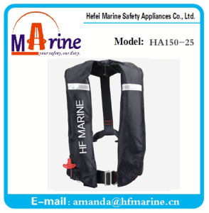 2016 Modern Style Jet Skiing Life Vest Inflatable pictures & photos