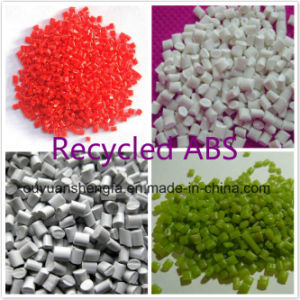 Plastic Material -Recycled ABS Granule&Resin, pictures & photos