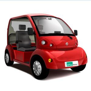 48V3kw Two Seats Electric Golf Cart Tourist Car Passenger Mini Car pictures & photos