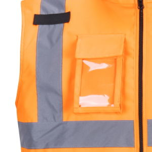 Reflective Safety Vest with En20471 pictures & photos