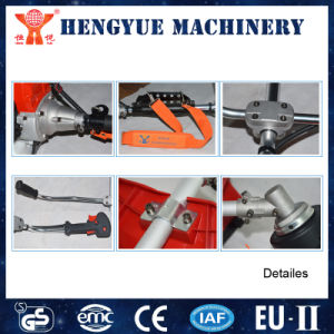 Professinal Gasoline Brush Cutter with CE and GS Approved pictures & photos