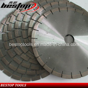 14 Inch Granite Diamond Cutting Disc with 15mm Height Segment pictures & photos