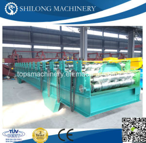 Top Quality Corrugated Tile Profile Roll Forming Machine pictures & photos