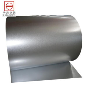 Galvanized Steel Sheet in Coil 0.13mm pictures & photos