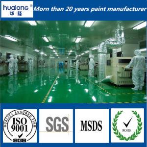 Hualong Electrostatic Prevention Epoxy Floor Paint pictures & photos