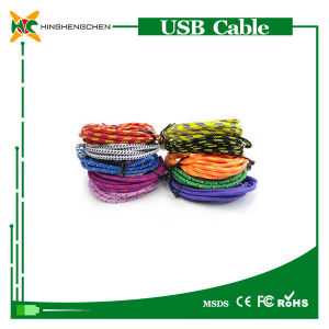 Wholesale USB Charging Cable for iPhone 6 USB Cable pictures & photos